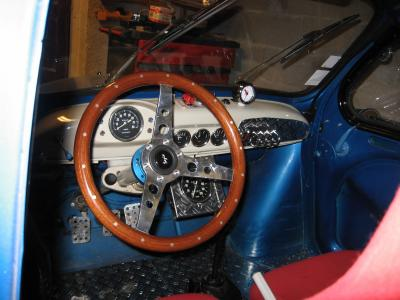 Int rieur 4 cv mano 8 gordini 4 cv proto for Interieur 4cv